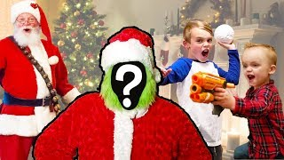 Kids Fun TV Christmas Compilation Video (Santa and Grinch)!