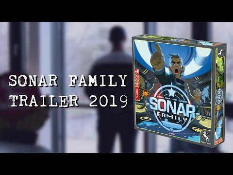 Spieletrailer Sonar Family - Vorschaubild