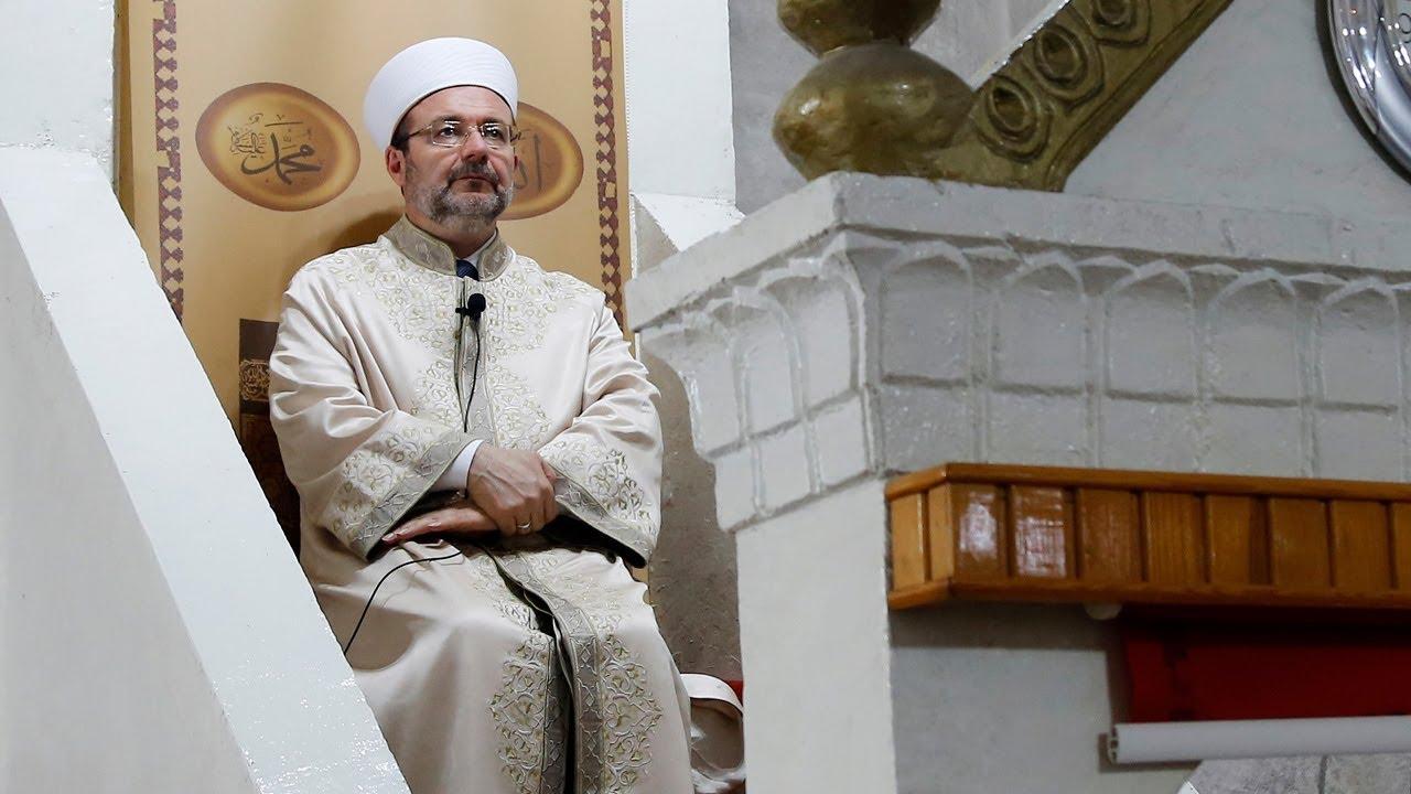 Sivas Ulu Cami I Cuma Hutbesi I 11.07.2014