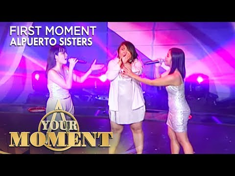 """Alpuerto Sisters perform a soulful rendition of """"Himala"""" 
