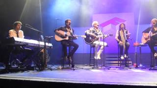 Foreigner - The Flame Still Burns (Acoustic), Shepherds Bush Empire,12th April 2014