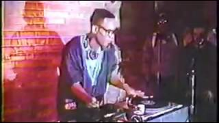 "DJ Jazzy Jeff ""catch the beat"" - 1987"