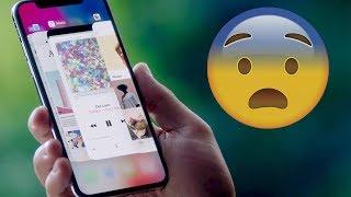 ПОЧЕМУ APPLE НЕ ДОБАВИЛА ЭТО В iPHONE X !?