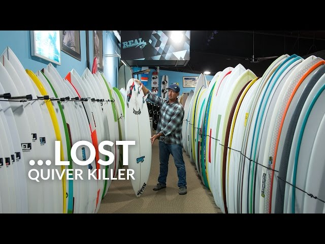 LOST Quiver Killer Surfboard review