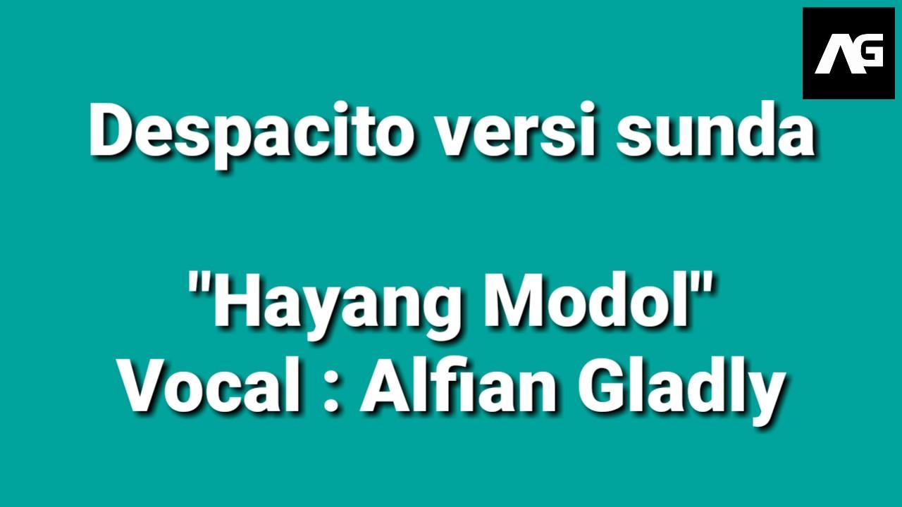 Belilah Lagu Despacito versi sunda dan kasetnya di Toko Terdekat Maupun di  iTunes atau A download lagu mp3 Download Mp3 Despacito Versi Sunda