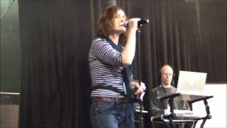 """Yazoo """"Ode To Boy"""" Mute Roundhouse Soundcheck 2011"""