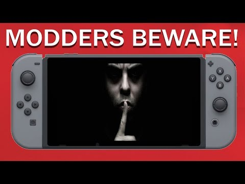 , title : 'Modding The Nintendo Switch Is Awesome, But There Are Consequences...'