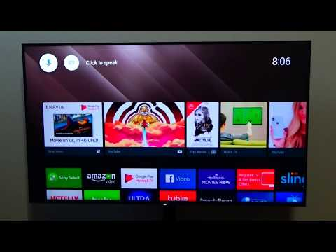 Sony Android Smart-Tv Review