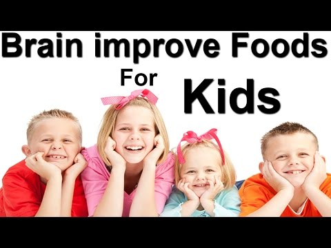 Video Top 15 Super Brain Foods For Kids