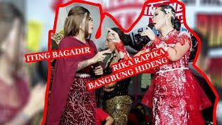 Rika Rafika Vs Iting || Adu Vocal Bangbung Hideung