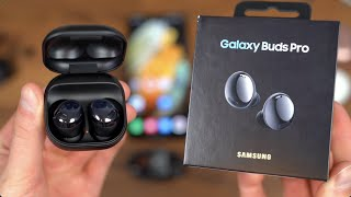 Samsung Galaxy Buds Pro Unboxing!