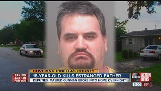Son kills intruder, discovers it's his estranged father