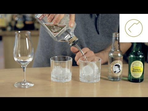 Welches Tonic Water zu welchem Gin?