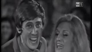 "Video thumbnail of ""Gianni Morandi & Dalida - Medley"""