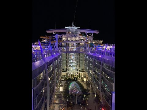 Should You Sail Symphony Of The Seas? Ship Review (Inaugural Transatlantic Cruise 2018)