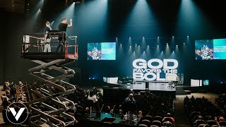 GOD FAVORS THE BOLD | PAUL DAUGHERTY