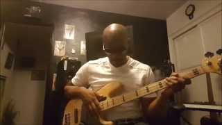 "Patrice Rushen ""Forget Me Nots""  [bass Cover]"