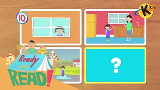 Grade 1 English | Changing the Ending | Ready, Set, Read!
