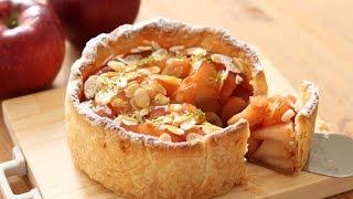 アップルパイの作り方 Apple pie