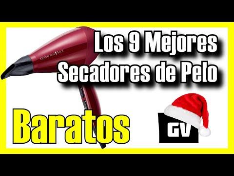 💇 Los 9 MEJORES Secadores de Pelo BARATOS de Amazon [2021]✅[Calidad/Precio] Profesionales / Buenos