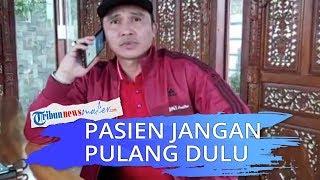 Bupati Lampung Barat Telepon Memohon Warganya Positif Covid-19: Jangan Pulang Dulu