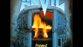 Free As The Wind - Anvil