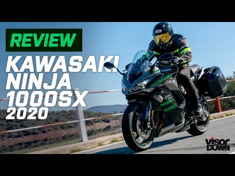2020 Kawasaki Ninja 1000SX in Hialeah, Florida - Video 1