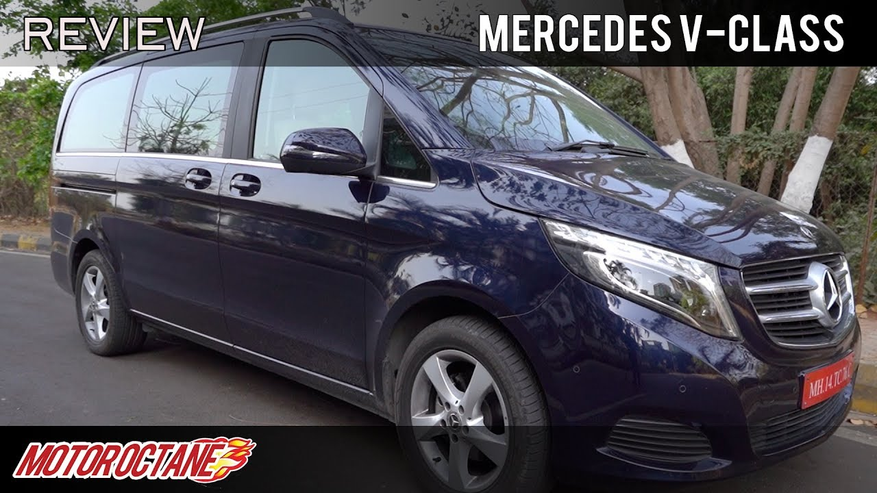 Motoroctane Youtube Video - Mercedes V Class Review - Kidnapping Van? - Funny Video