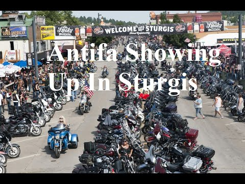 Antifa Actually Showing Up in Sturgis?