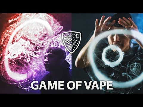 Game Of Vape. VAJOHNNY2_VGOD vs BMITCHH