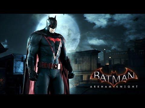Batman  Arkham Knight E5 2640 + GTX 970 ( Ultra Graphics ) ТЕСТ