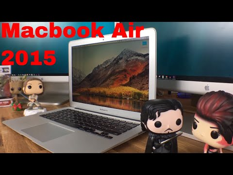 Macbook Air (13-inch, Early 2015) – Worth it in 2018?