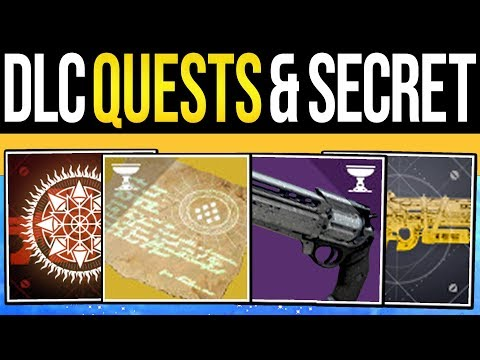 Destiny 2 | Opulence QUESTS & SECRETS! Dark Leviathan, Legendary Rose, Solstice Upgrades & Exotics!