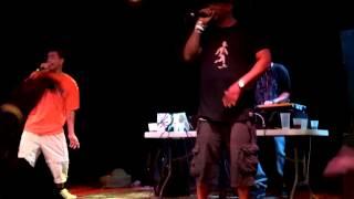 Tha Alkaholiks - Da Da Da Da - Live 2013 Tampa, FL