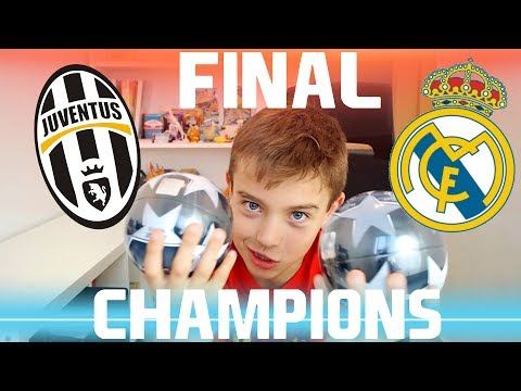 ¡PREDICCIÓN FINAL CHAMPIONS LEAGUE! JUVENTUS vs REAL MADRID