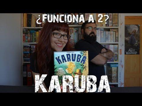 Karuba - ¿Funciona a dos? - HABA
