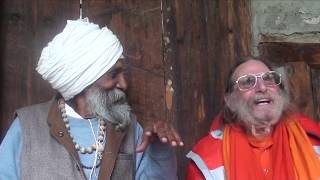 Himalayan Sadhu Shares Secret To Happiness