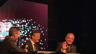 Carlos Moreira , Don Tapscott on how Geneva could become an international blockchain hub.