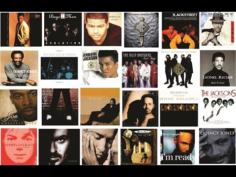 R&B/Soul 90's, 80's Slow Jams (Part 1) Feat. Babyface, Nelson Lee, Alexander O'Neal, Boyz II Men