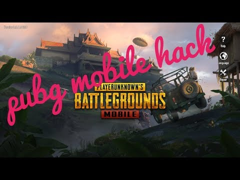 PUBG MOBILE HACK(Game guardian)2018