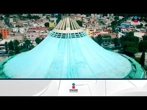 ¿Cuándo se construyó la Basílica de Guadalupe? | Noticias con Francisco Zea
