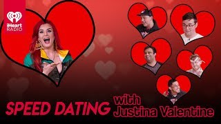 Justina Valentine Speed Dates With 5 Lucky Fans! | Speed Dating
