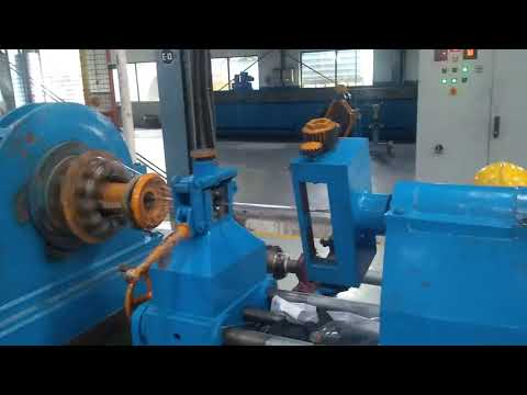 Fork Type Stranding Machine