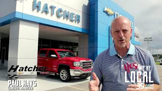 Yes, We're Local: Hatcher GMC