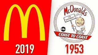 McDonalds — До Того Как Стал Известен!