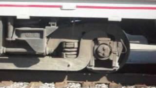 Illinois High-Speed Rail (9-11-10) Carlinville, IL.