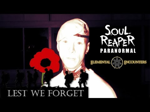 Lest We Forget: Remembrance Day Special
