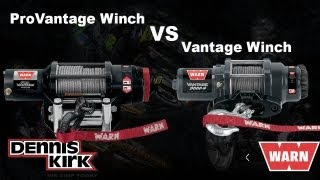 How to Install Synthetic Winch rope on a Warn 4 0 4000 or 4500 Winch