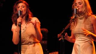 78violet - Hothouse Gramercy Theatre NYC (Aly & AJ Michalka)