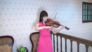 石川綾子 / 「only my railgun」をヴァイオリンで演奏してみた【とある科学の超電磁砲OP】